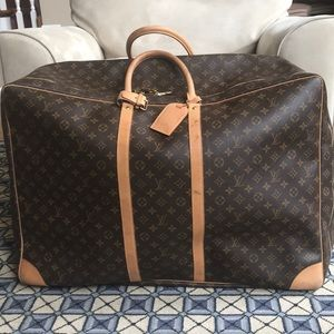Louis Vuitton  Soft Sided Suitcase